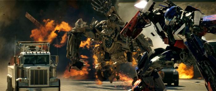 Cuplikan Transformers 3 (Sutradara: Michael Bay)