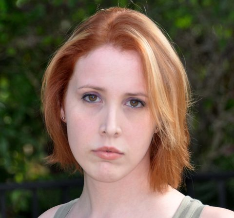 Dylan Farrow, photo by Frances Silver