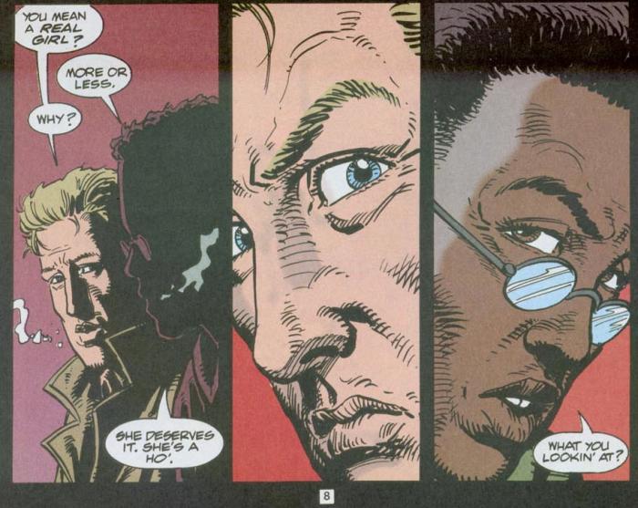 Hellblazer, no. 73. (Vertigo/DC Comics) w/a: Garth Ennis, Steve Dillon