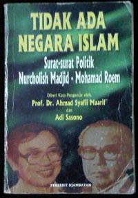 TAK-ADA-NEGARA-ISLAM